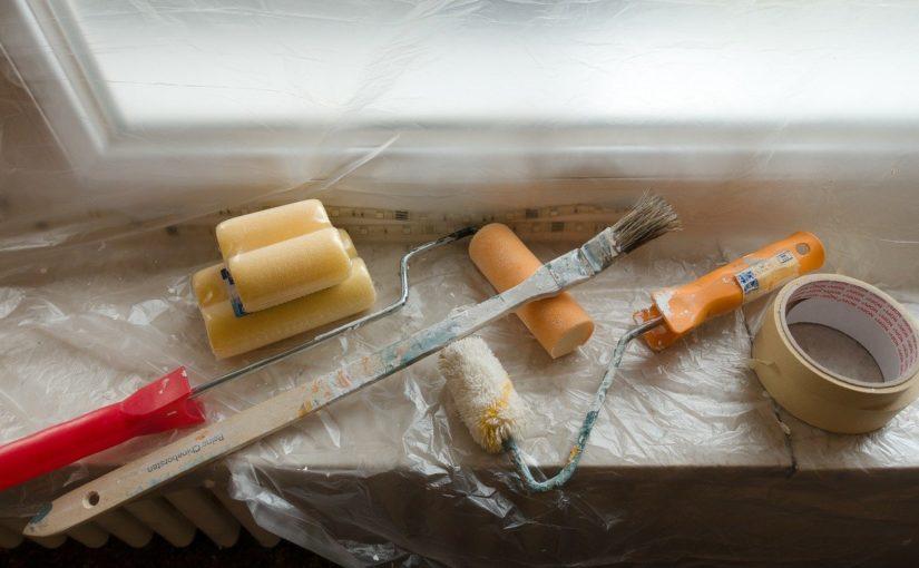 Planując naprawe mieszkania wskazane jest uprzednio przygotowywać się do niego.